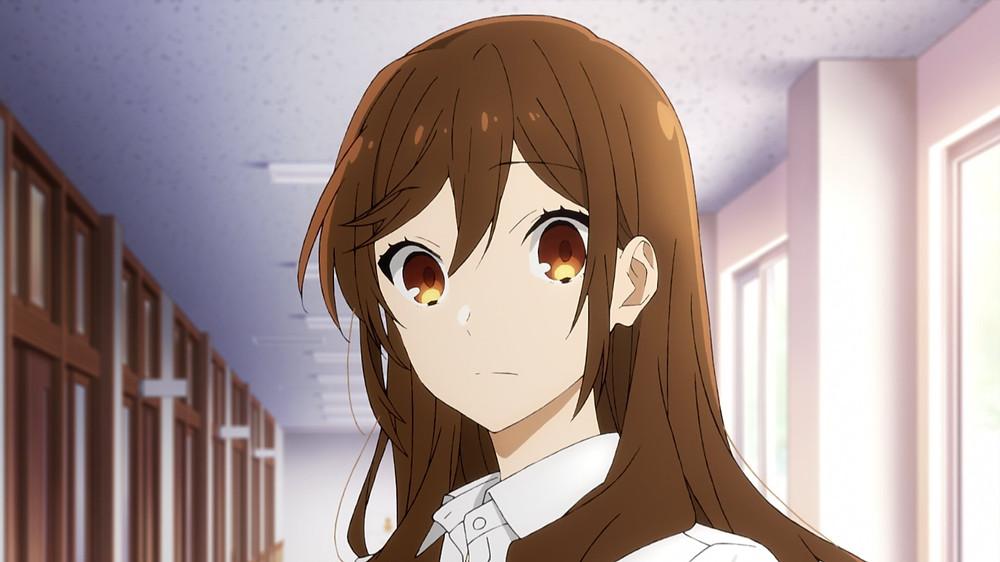 Kyoko Hori school persona