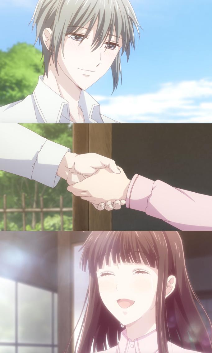 """Thank you, Tohru..."""