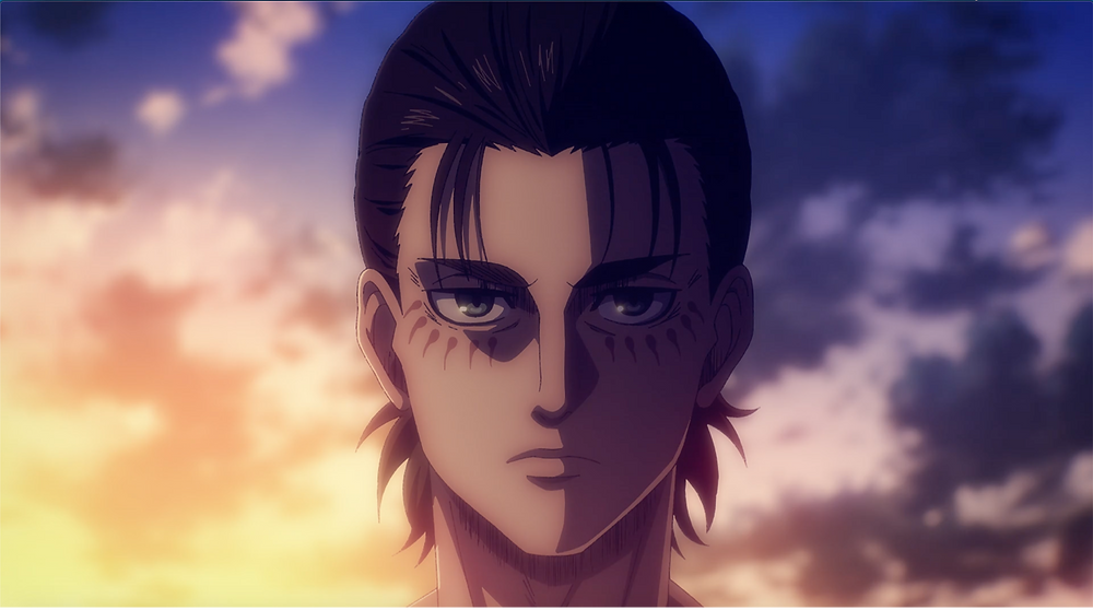 Eren Yeager supremacy! The intimidating vibes he radiates!