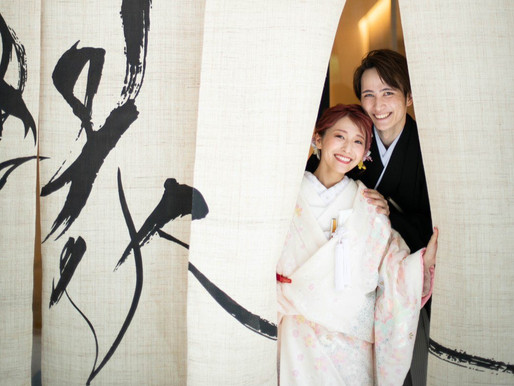 'Haikyuu' stage actor Tsuwabuki Toshi ties the knot with stage actress and artist Momona