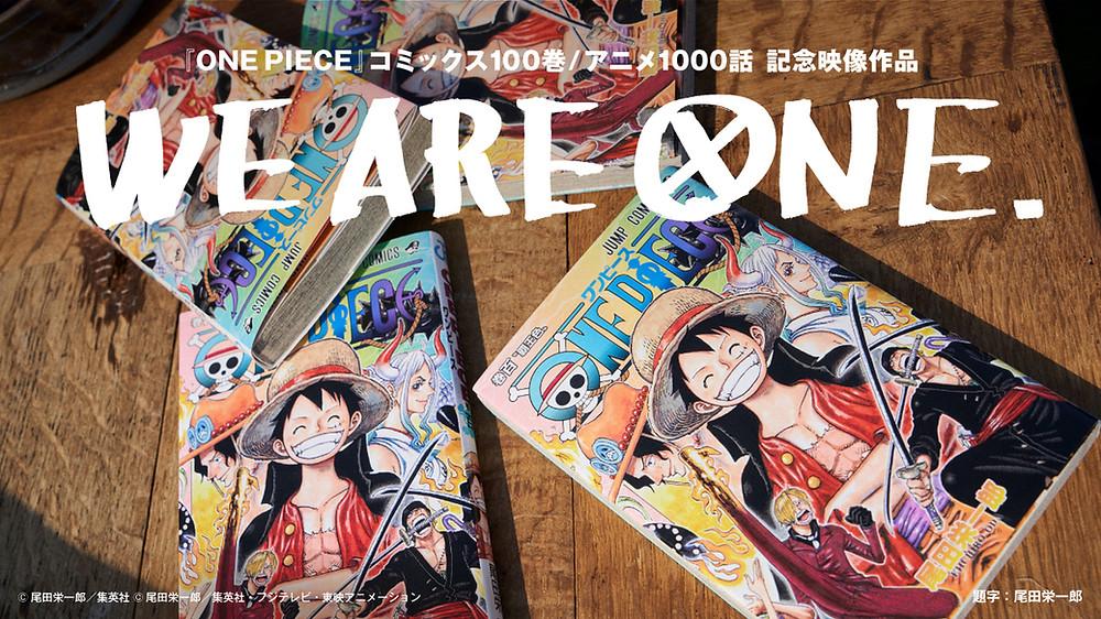 ONE PIECE Vol. 100 manga cover