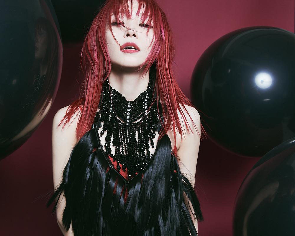 LiSA's 'LADYBUG' promotional photo | (c) LiSA's Official Website