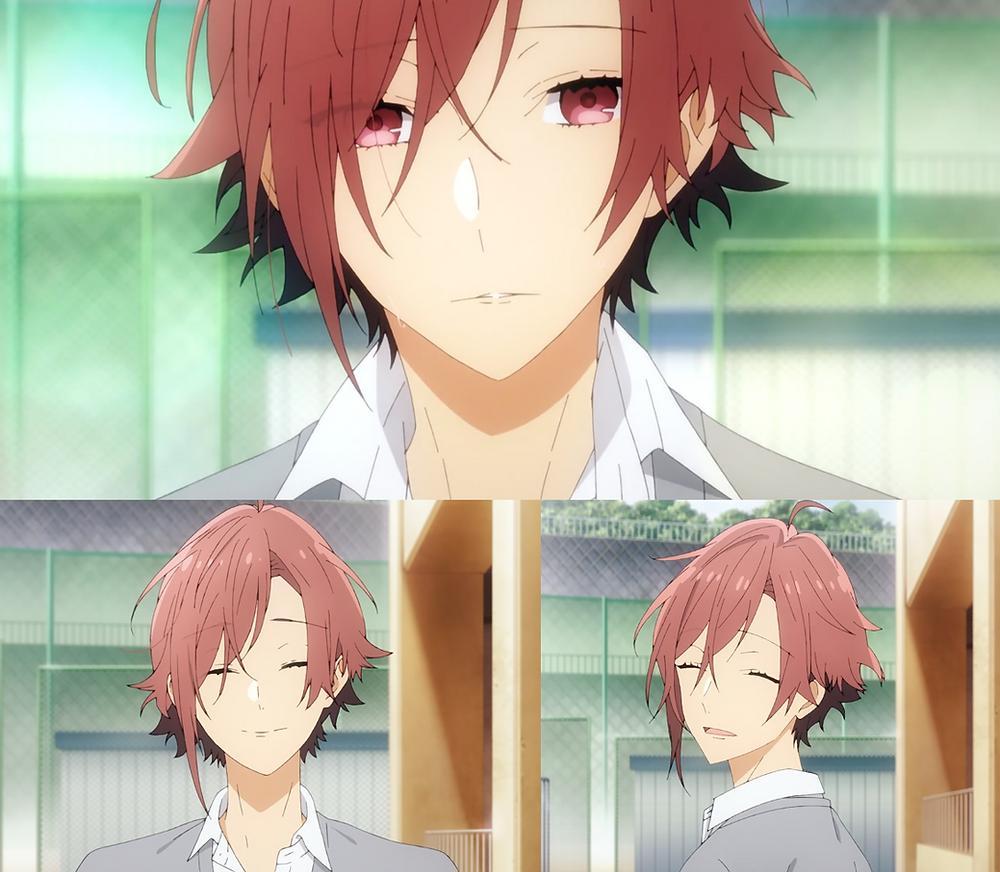 Flower boy Akane Yanagi!