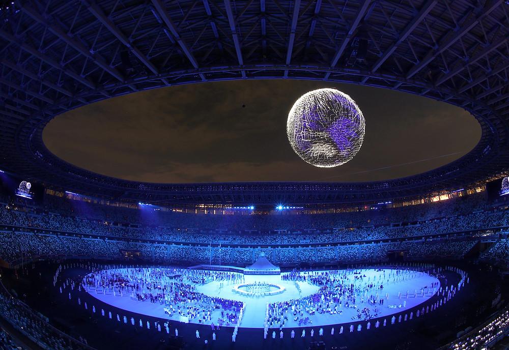 Tokyo Olympics: The Opening Ceremony