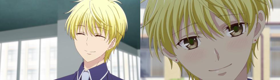 From cute boy to fine man! Momiji slays!