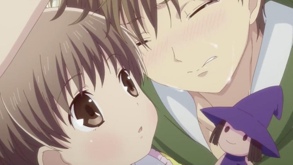 Hiro breaks his curse.
