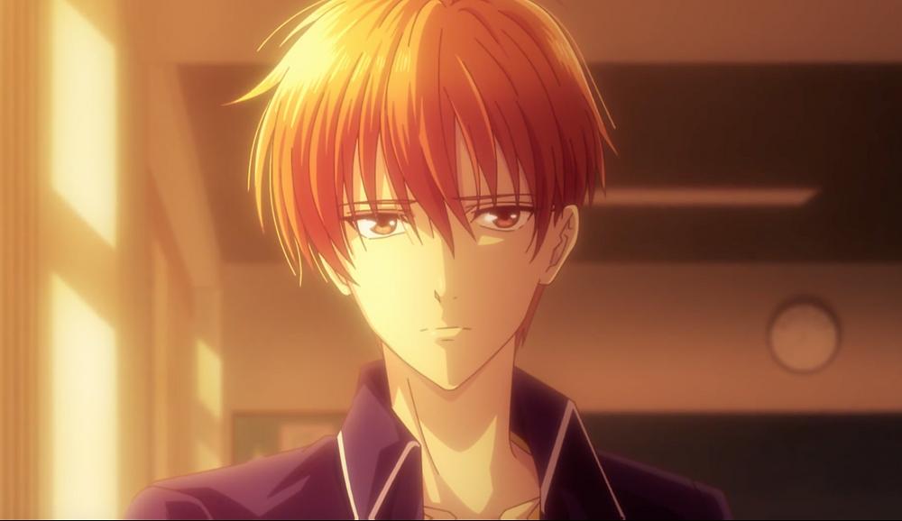 The orange hues | A screenshot of Kyo from EP2