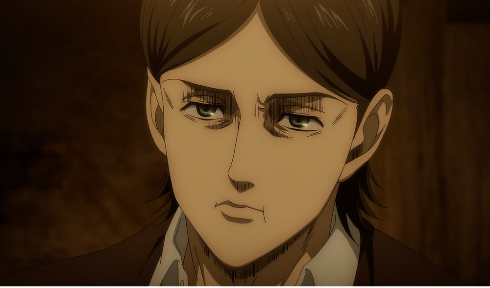 Grisha Yeager. Look at Eren's resemblance to his father.