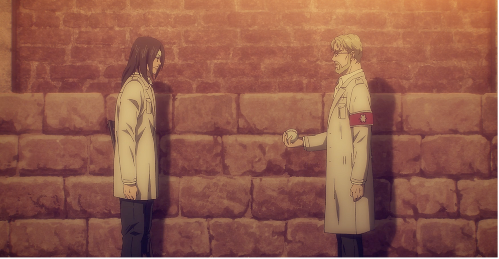 A pact between brothers