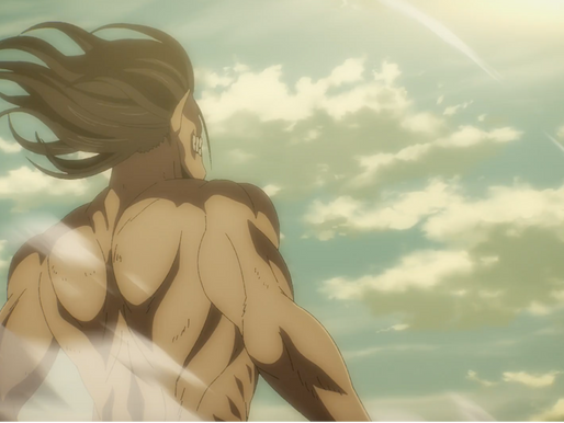 Attack on Titan Final Season Part 1 FINALE Episode 16: Bring it on! See you in the 2nd cour!