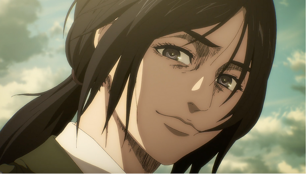 Best girl, Pieck!