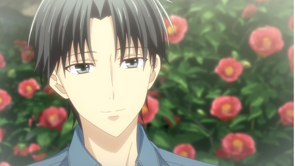 A young Shigure drowned in love for Akito | That bittersweet smile