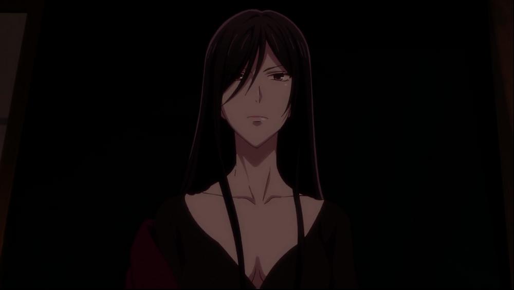 Akito's mother | An ominous character