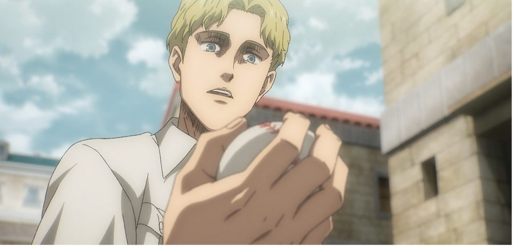Teenager Zeke Yeager | The Golden Boy