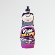 Albex Spic n Span Lavender Cream Cleaner