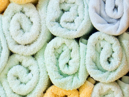 How to Remove Smell from Towels