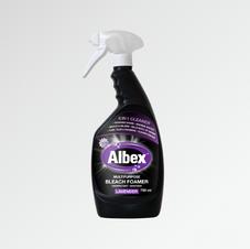 Albex Lavender Bleach Foamer