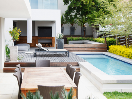 How to Clean & Disinfect Patios