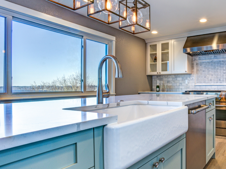 How to Clean & Disinfect Countertops