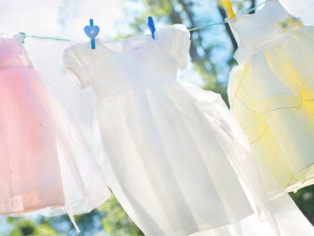 How to Clean & Sanitise Baby Clothing