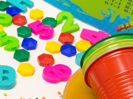 How to Clean & Disinfect Plastic Toys