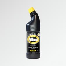 Albex Lemon Multipurpose Thick Bleach
