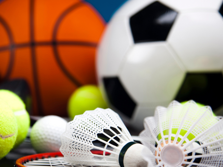 How to Clean & Disinfect Sports Equipment