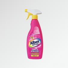 Albex Nostain Carpet & Upholstery Stain Remover Spray