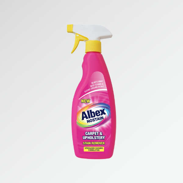Albex Nostain Carpet & Upholstery Stain Remover Spray