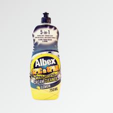 Albex Spic n Span Lemon Cream Cleaner