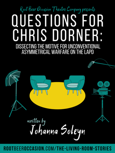 Questions for Chris Dorner by Johanna Soleyn