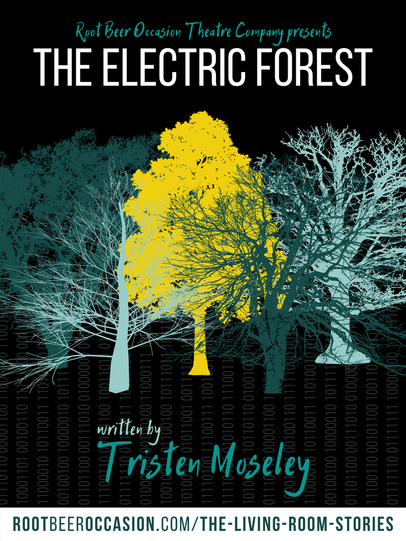 The Electric Forest by Tristen Moseley