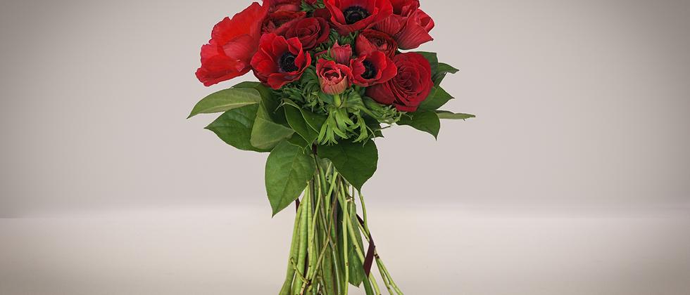 Bouquet FEU ROUGE