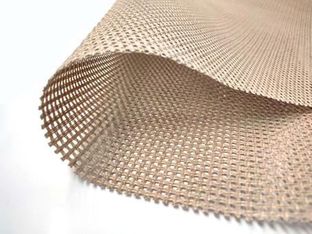 rohotex premium, ein neues Glasfasergewebe mit PTFE-Beschichtung in 3,8 m Breite...