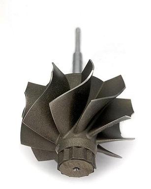 KC S300 Turbine Wheel (KC300x Style) - 7.3 POWERSTROKE (1994-2003)