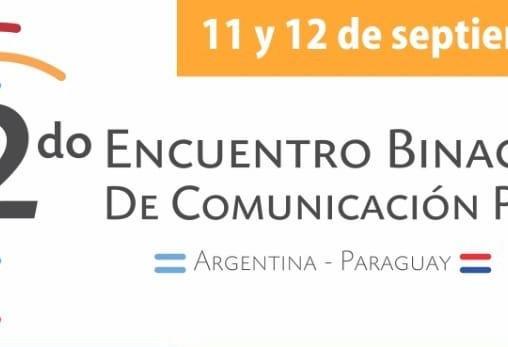 En septiembre, llega el 2do. Encuentro Binacional de Comunicación Política