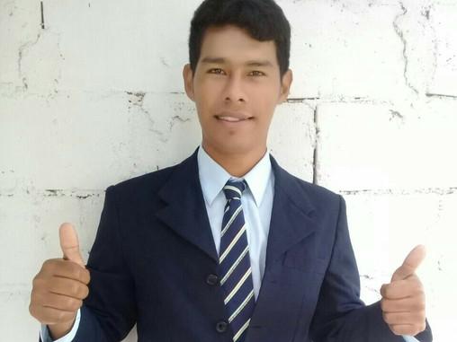 Un joven con pasos de cambio quiere ser concejal en San Alfredo - Concepción