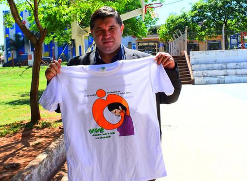 Muni de Fernando impulsa acciones en el Día Mundial de la Salud Mental