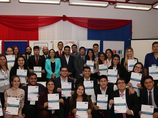 Elecciones 2020: Capacitaron a estudiantes de la UNA sobre liderazgo político