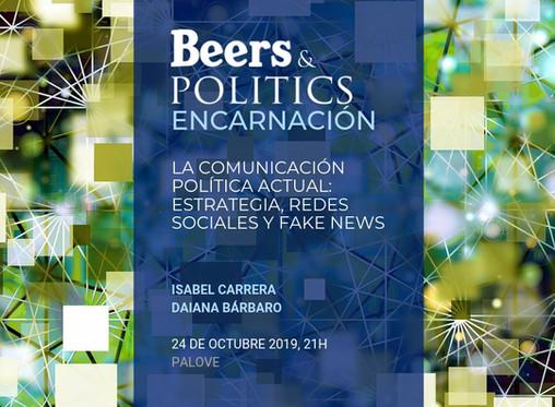 Beers&Politics llega a Encarnación este jueves