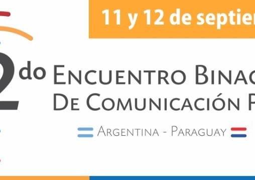 Mañana inicia el 2do. Encuentro Binacional de Comunicación Política