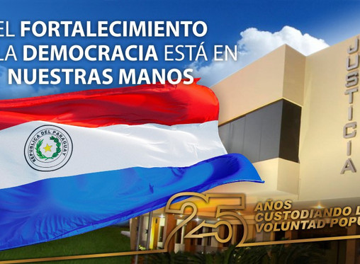 Este viernes cierra el periodo de inscripción de nuevos partidos y movimientos en el TSJE