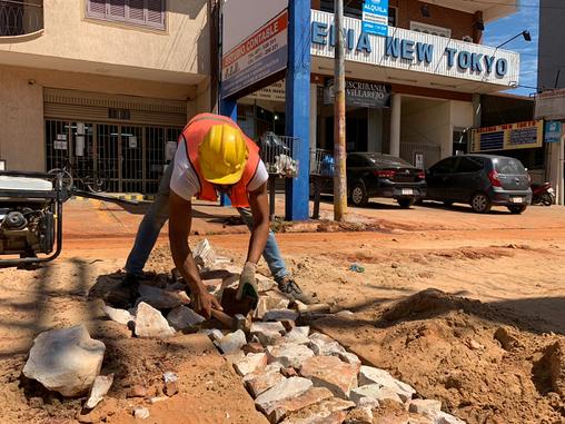 Fernando de la Mora será ciudad modelo con segunda mayor cobertura de alcantarillado sanitario