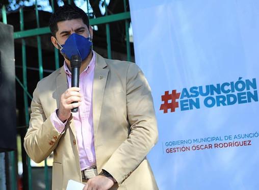 Intendente de Asunción inscribió su propio movimiento en la ANR