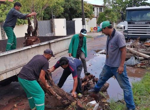 En Fernando invitan a vecinos a participar de Gran Minga Ambiental