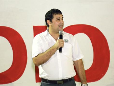 César González sorprende con gran elección en internas coloradas de FDM