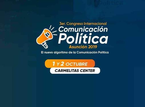 Invitan al III Congreso Internacional de Comunicación Política