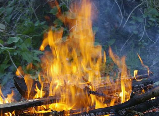 Municipalidad de Fernando en guerra contra quemadores de basura