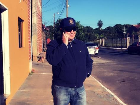 Intendente de Fernando supera el Covid-19 y agradece la solidaridad