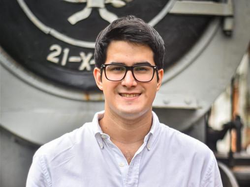 En busca de un escaño, el posible concejal más joven de Ypacaraí